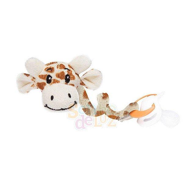 Prendedor de Chupeta Girafa / Prendedor de Bico - Sonho de Luz - 114