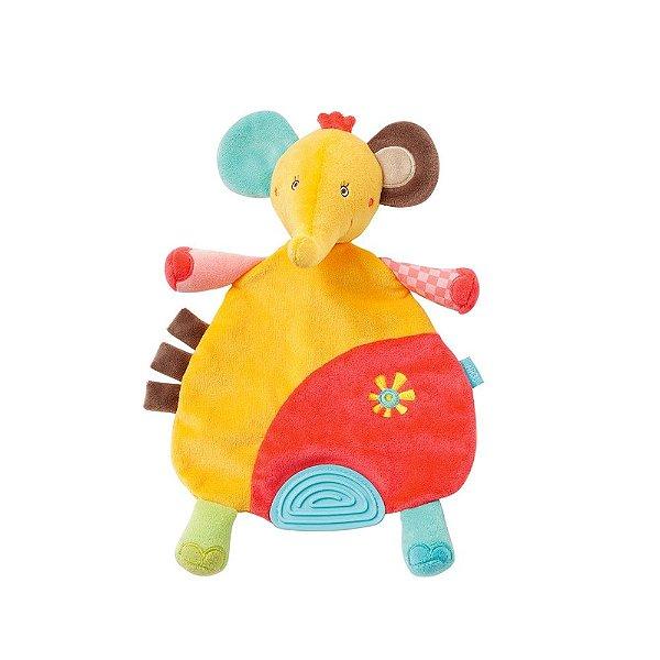 Bichinho Mordedor Elefante - Baby Fehn - Multikids Baby - BR307