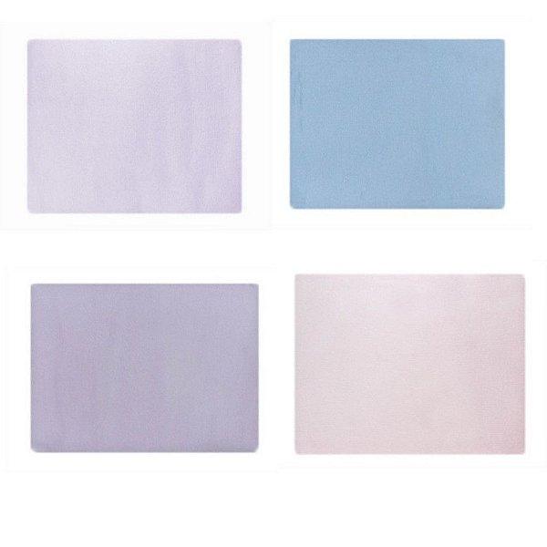 Kit com 6 Cobertores Bebês Lilás, Rosa, Azul 295796 1613 290688