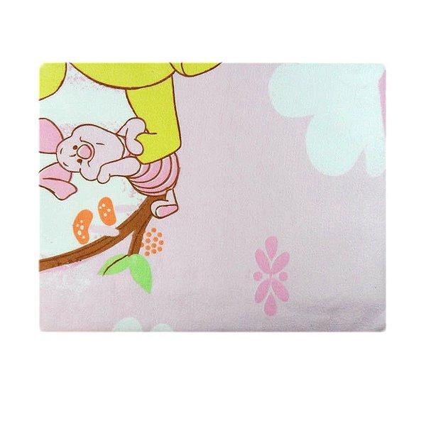Cobertor Pooh Rosa - Minasrey 3901