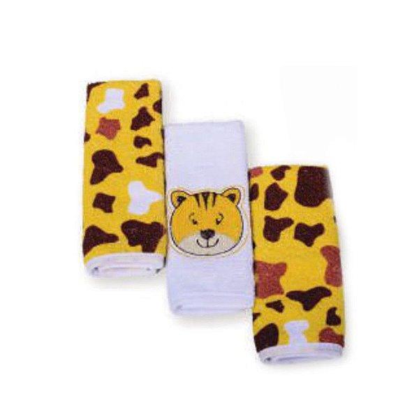 Babete Tigre Tiger Carinhas - Minasrey - 3531