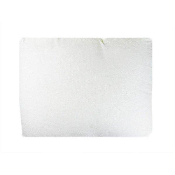 Travesseiro Branco Linha Carícia Baby - Minasrey - 1037
