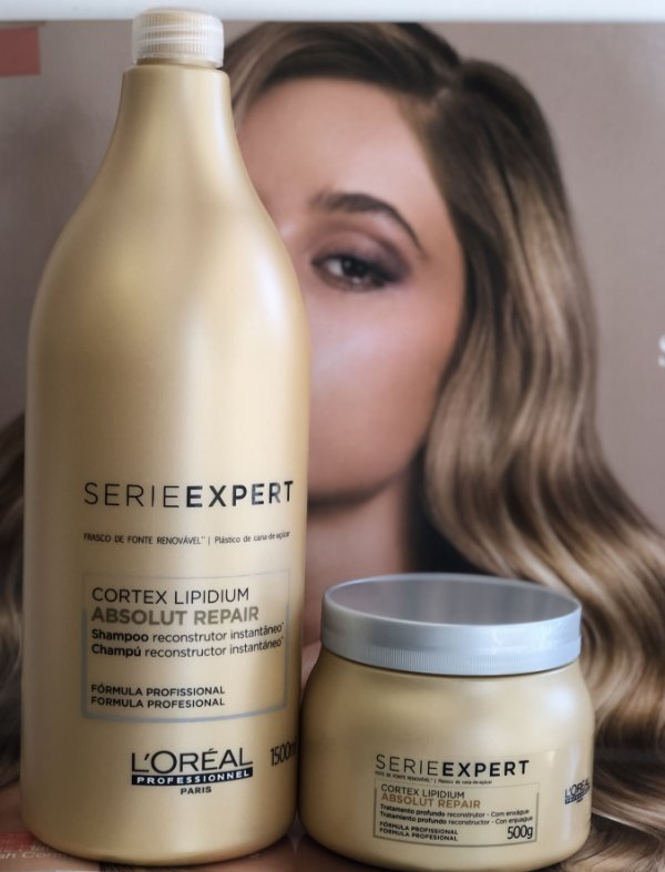 b25506424 Kit L'Oréal Professionnel Expert Absolut Repair Cortex Lipidium ...