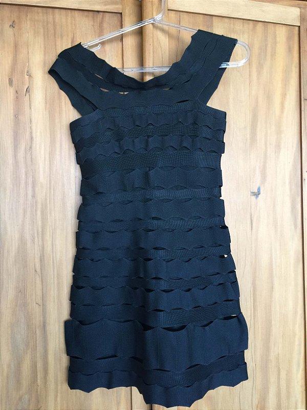 Vestido bandagem (P) - K. Store