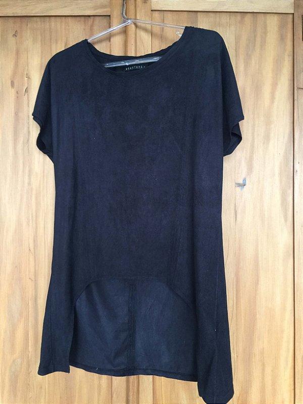 Camiseta suede (P) - Bobstore