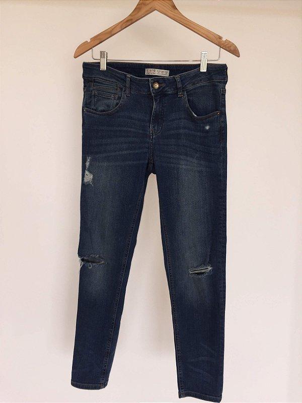 Calça jeans (42) - Zara