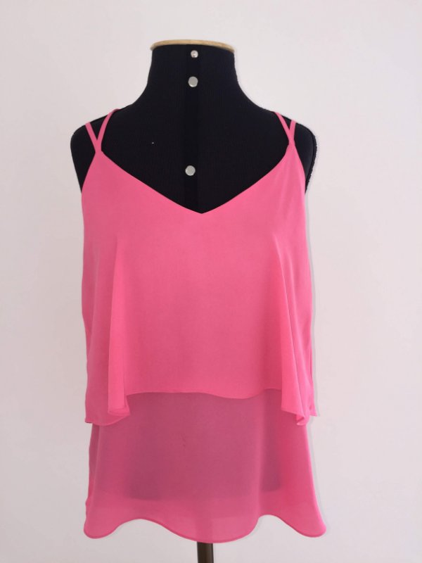Camiseta rosa (M) - Cheroy