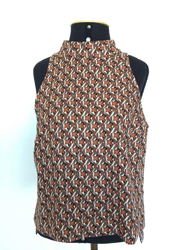 Blusa vintage (M) - Cheroy