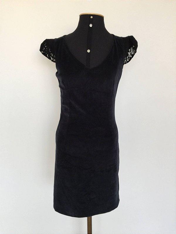 Vestido Veludo (36) - Iorane