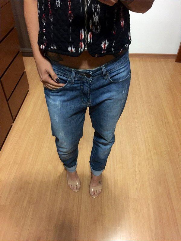 Calça jeans boyfriend (38)