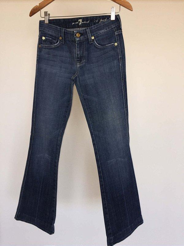 Calça jeans pocket (34) - 7 for All Mankind