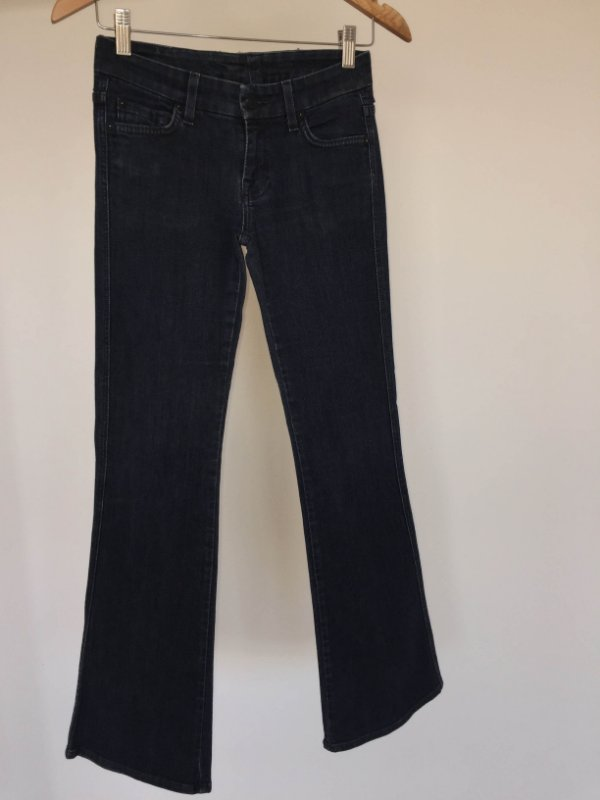 Calça jeans petite (36) - 7 for All Mankind