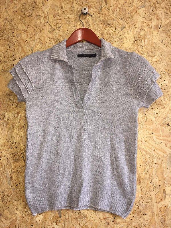 Camisa lã (M) - Calvin Klein