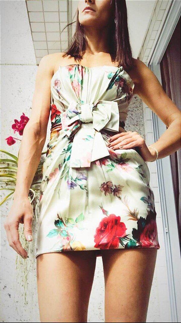 Vestido midi (P) - Dolce e Gabbana