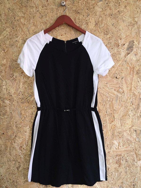 Vestido P&B - Le Lis Blanc