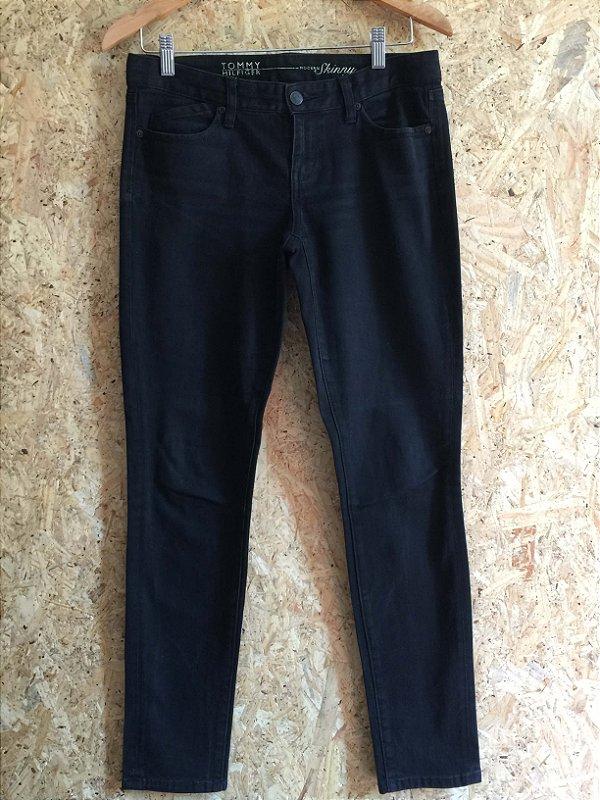 Calça black jeans (M) - Tommy Hilfiger
