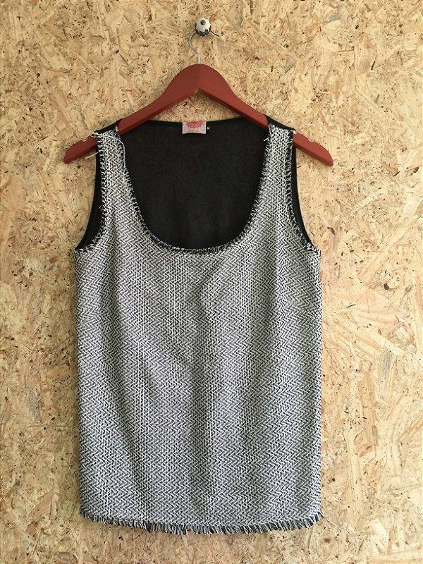 Camiseta lã de algodão (M) - Bahal