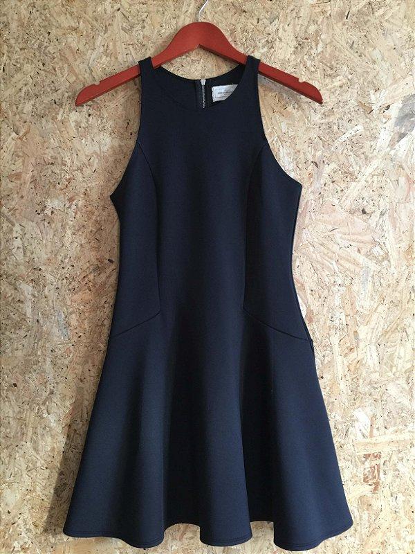 Vestido preto (M) - Abercrombie & Fitch
