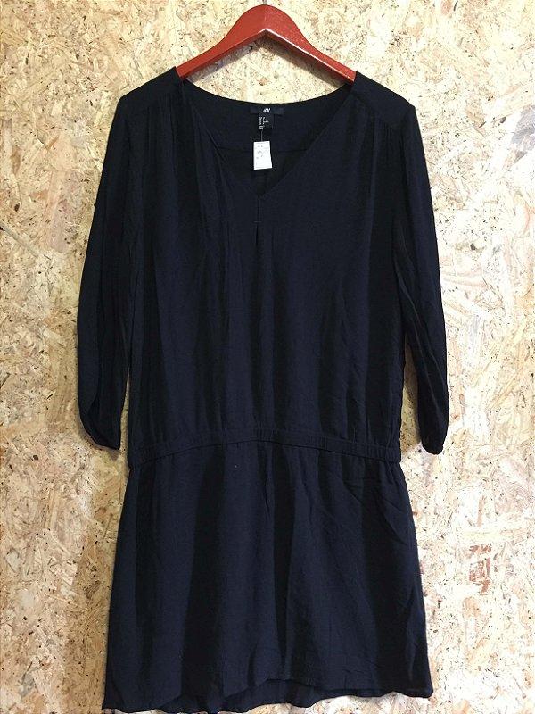 Vestido preto (M) - H&M