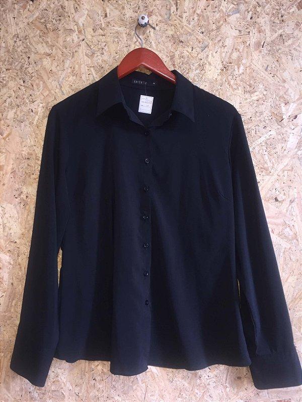 Camisa preta (44)
