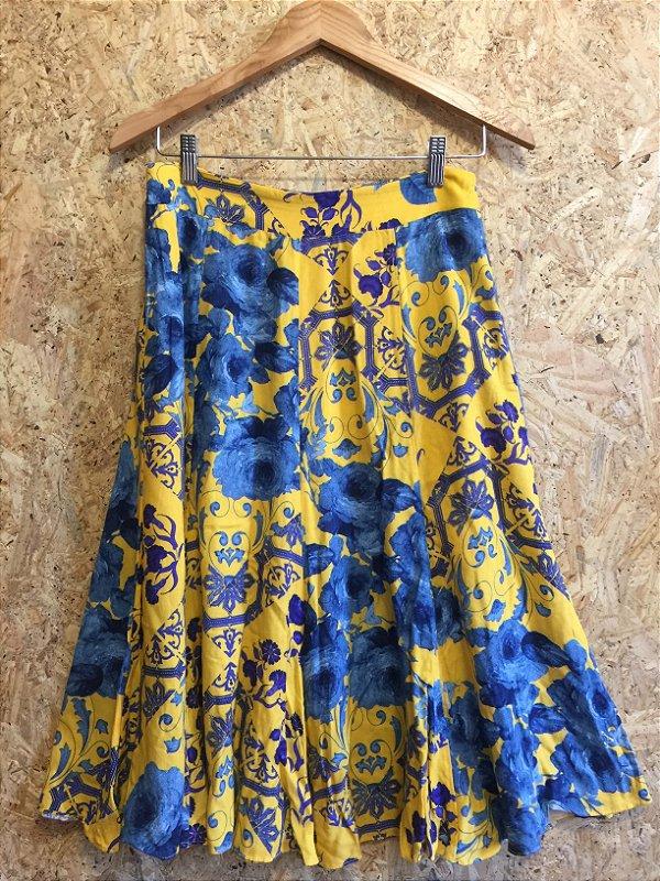 Saia estampas (M) - Dress.to