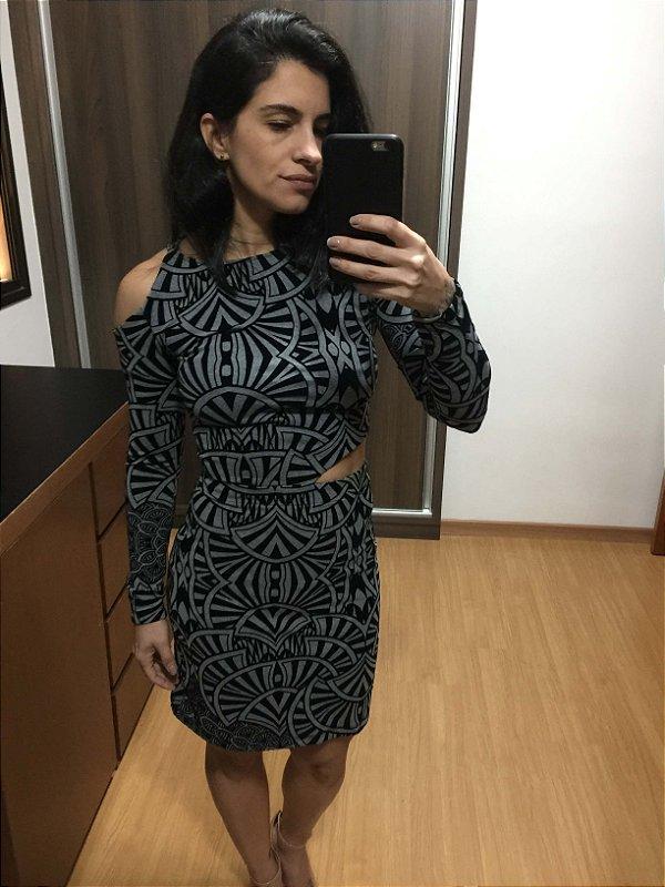 Vestido textura (36) - Iorane