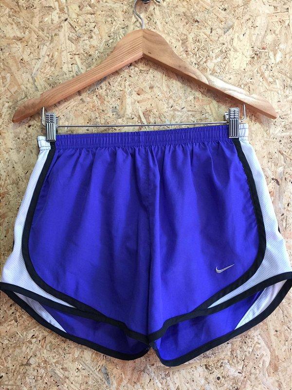 Short fitness azul (P) - Nike