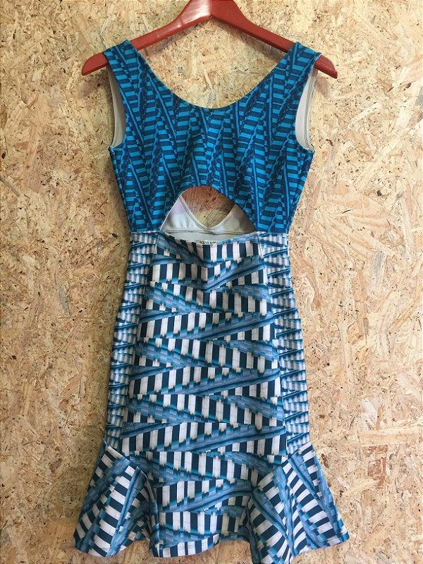 Vestido neoprene (PP) - Ronny Kobo