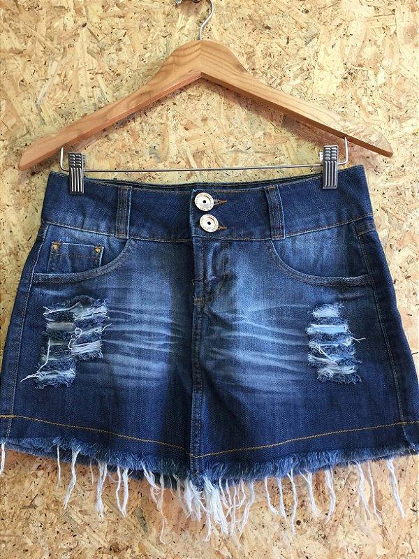 Saia jeans (36) - K2B