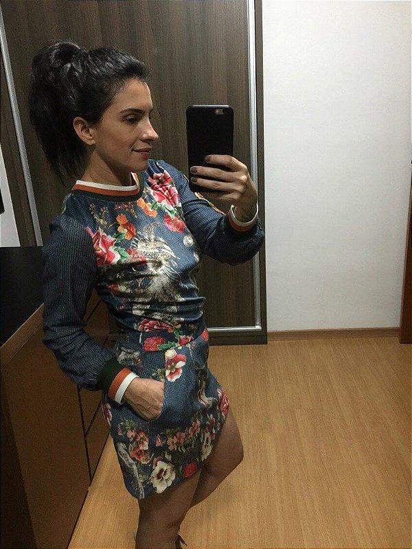 b09e2169484 Conjunto saia e blusa (P) - Anne Fernandes - Meu Novo Guarda Roupa