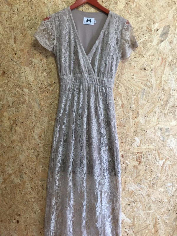 Vestido renda (P) - Iorane