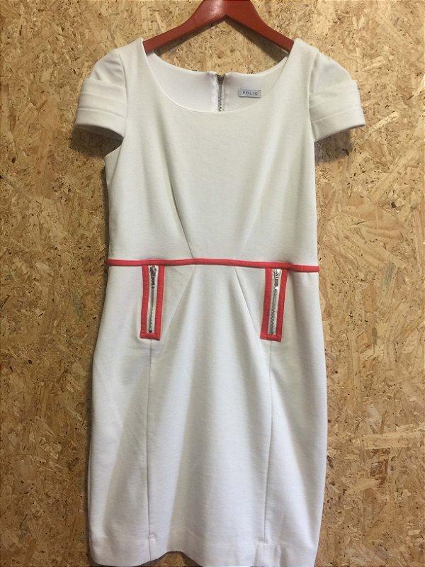Vestido off white (P) - Folic