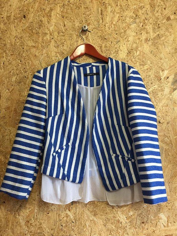 Casaco listras azul (G) - Tuart
