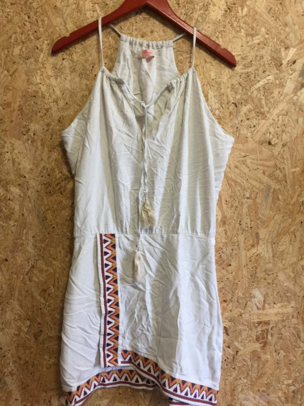 Vestido off white (M) - Lez a Lez