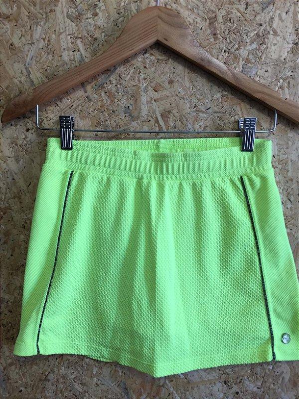 Short saia fitness neon (P) - Track&Field