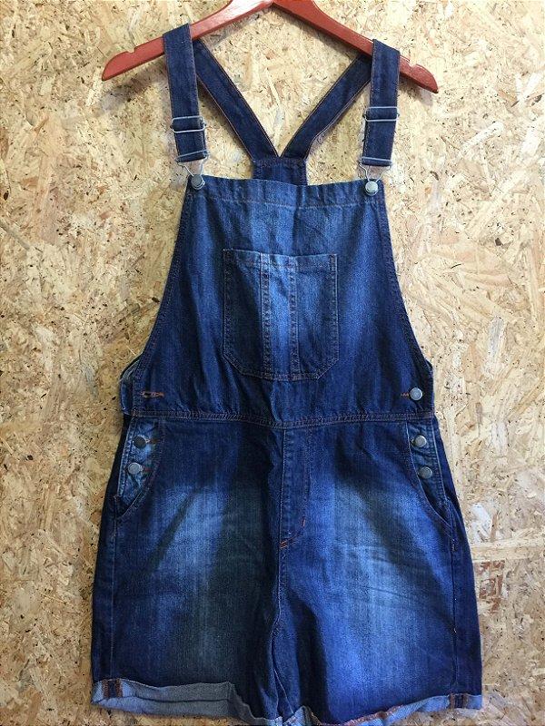 Jardineira Jeans (G)