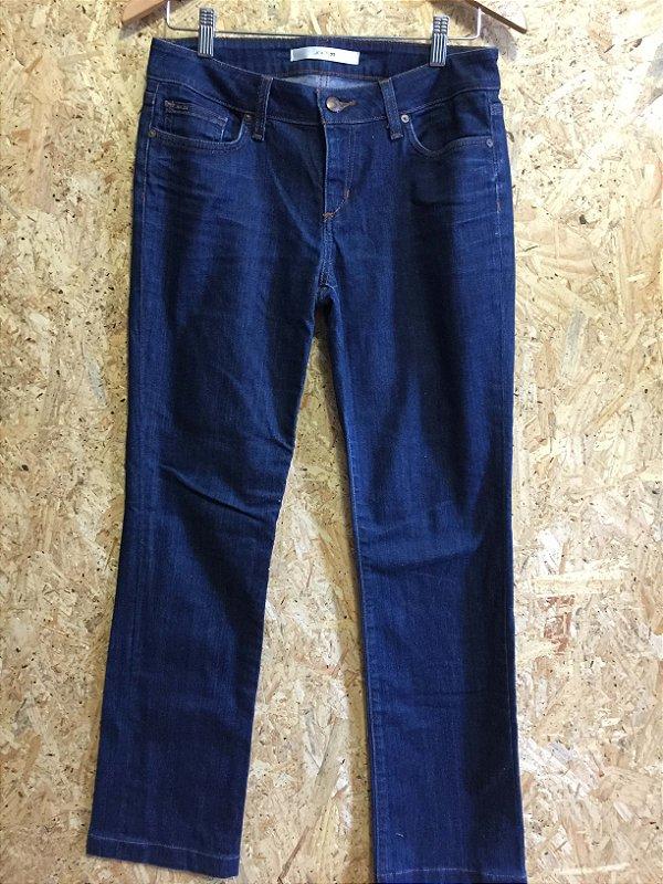 Calça jeans escuro W29 (40) - Joe's