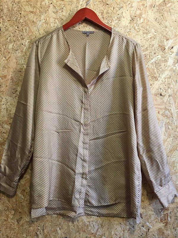 Camisa seda (M) - Uterque