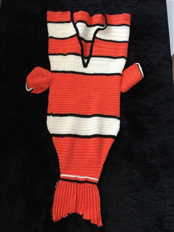 Cauda tricot Nemo