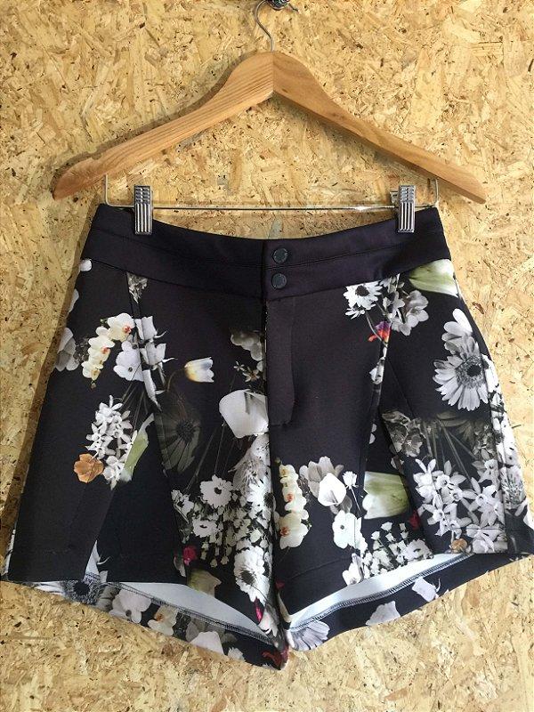 Short neoprene (M) - Espaço fashion