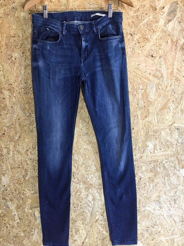 Calça jeans slim fit (40) - Zara
