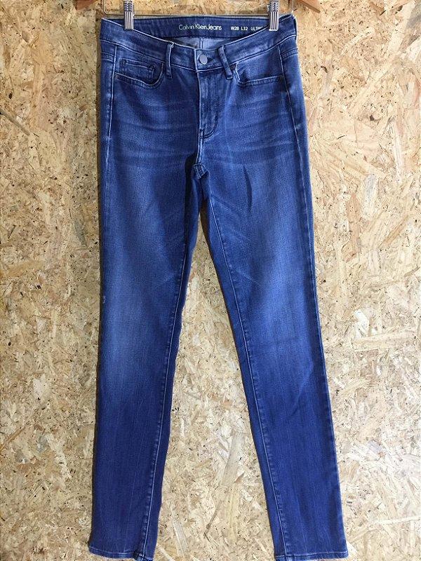 Calça jeans (38) - Calvin Klein