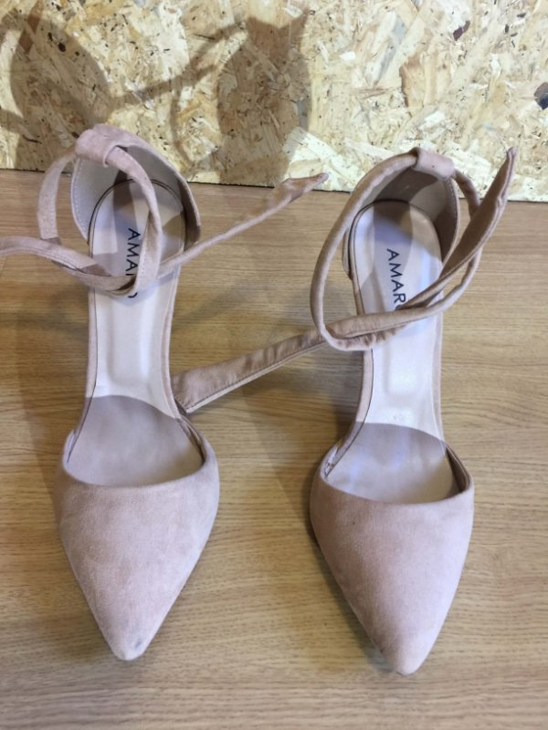 Sapato nude (37) - Amaro