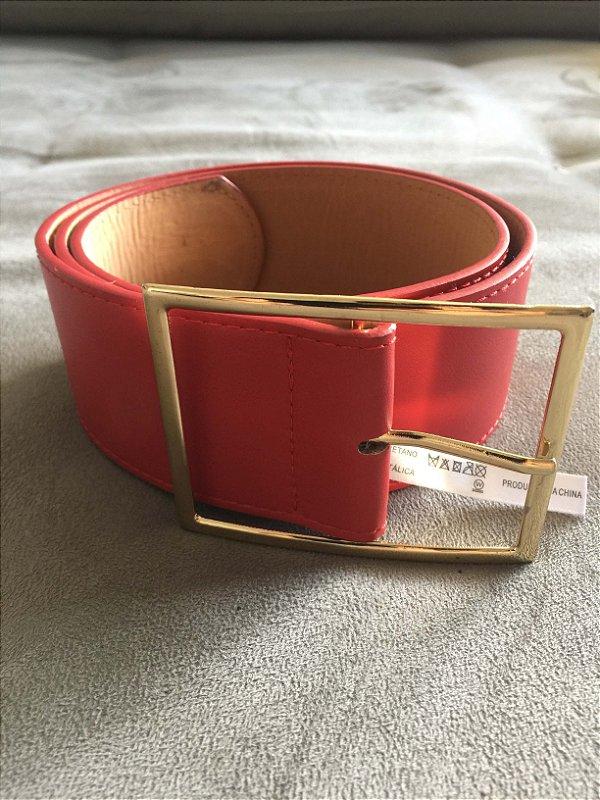 Cinto vermelho - Amaro