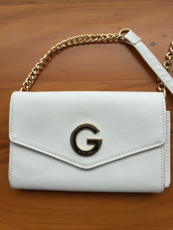 Mini bag off white - Guess