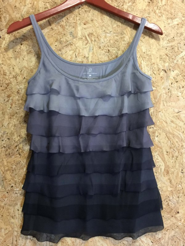 Camiseta camadas tie dye (P)