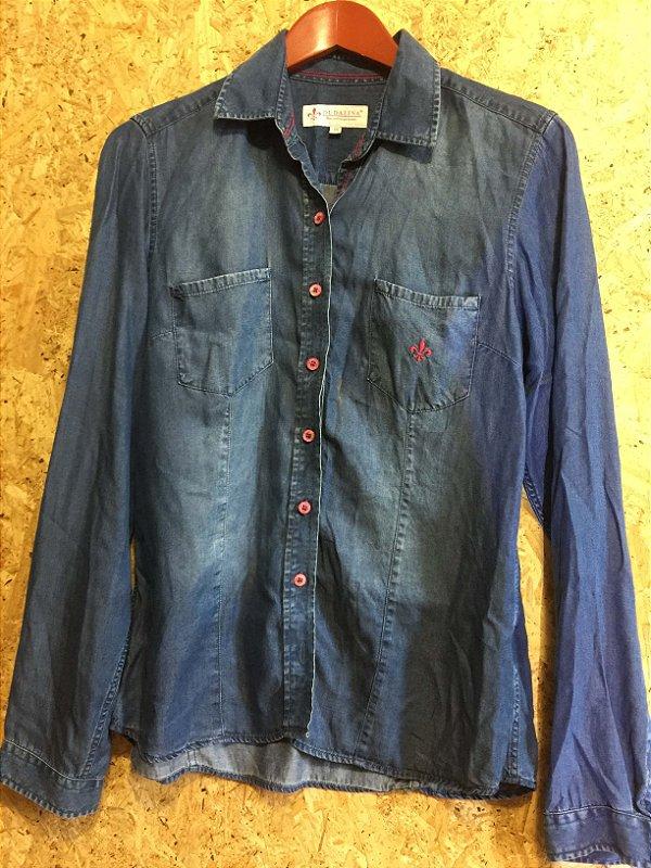 Camisa jeans (38) - Dudalina