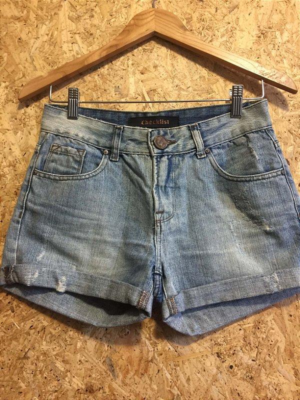 Short jeans (34) - Checklist