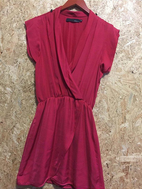 Vestido cereja (P) - Dress.to