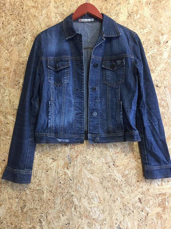 Jaqueta jeans (M)  - Blue Steel